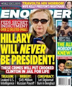 National Enquirer - June 27 2016