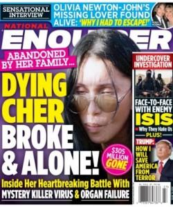 National Enquirer - July 04 2016