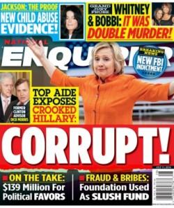 National Enquirer - July 11 2016