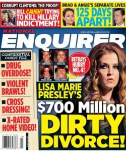 National Enquirer - July 18 2016