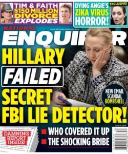 National Enquirer - July 25 2016