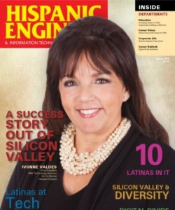Hispanic Engineer & Information Technology