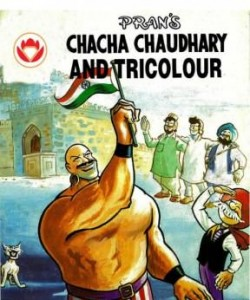 Chacha Chaudhary Comics in English