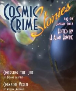 Cosmic Crime Stories