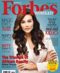 Forbes Woman Africa - February-March 2015