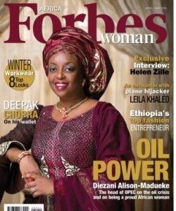 Forbes Woman Africa - April-May 2015