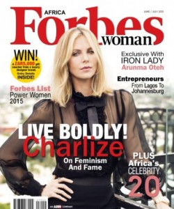 Forbes Woman Africa - June-July 2015