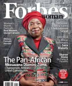 Forbes Woman Africa - August-September 2015