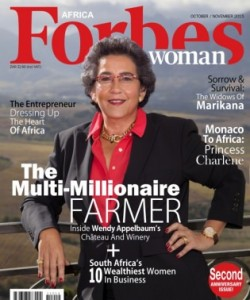 Forbes Woman Africa - October-November 2015