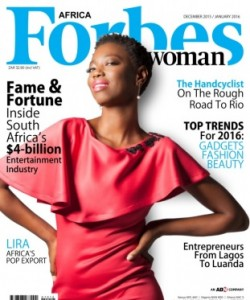 Forbes Woman Africa - December 2015 - Januar..