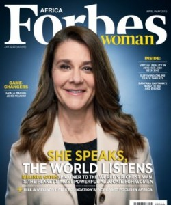 Forbes Woman Africa - April - May 2016