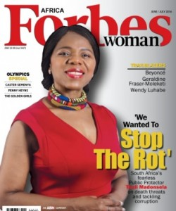 Forbes Woman Africa - June - July 2016