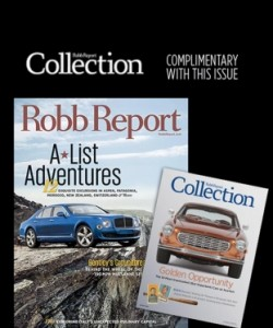 Robb Report US - August 2015