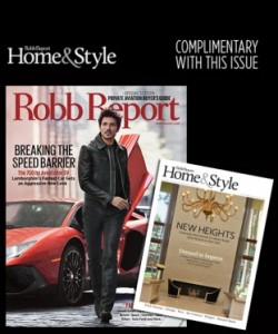 Robb Report US - September 2015