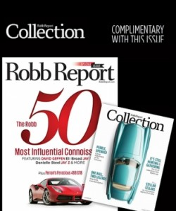 Robb Report US - October 2015