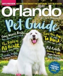 Orlando Magazine - September 2015