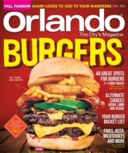 Orlando Magazine - October 2015