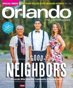 Orlando Magazine - NOVEMBER 2015