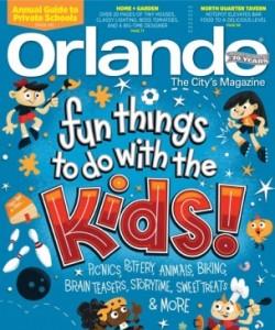 Orlando Magazine - January 2016