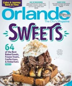 Orlando Magazine - February 2016