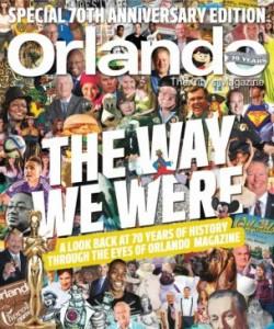 Orlando Magazine - March 2016