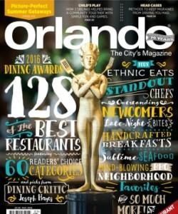 Orlando Magazine - May 2016