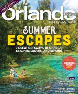 Orlando Magazine - June 2016