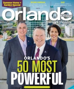 Orlando Magazine - July 2016