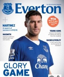 Everton Magazine - August 2015-16