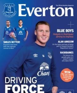 Everton Magazine - September 2015-16