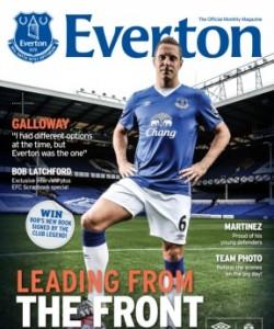 Everton Magazine - October 2015-16