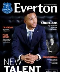 Everton Magazine - November 2015-16
