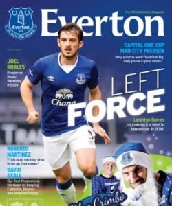 Everton Magazine - December 2015-16