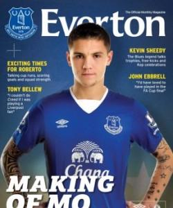 Everton Magazine - January 2015-16