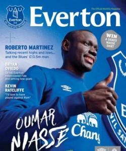 Everton Magazine - February 2015-16
