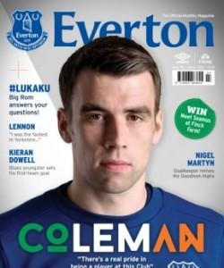 Everton Magazine - March 2015-16