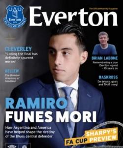 Everton Magazine - April 2015-16