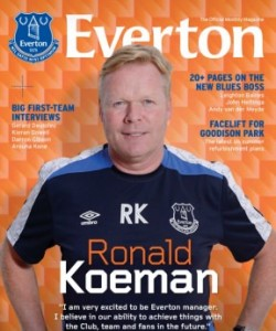 Everton Magazine - June 2015-16