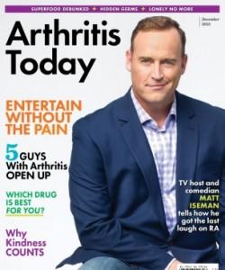Arthritis Today - November/December 2015