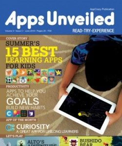 Apps Unveiled