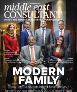Middle East Consultant
