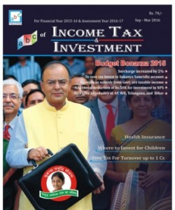 Income Tax & Investments