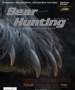 Bear Hunting Magazine - May-June 2015
