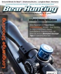 Bear Hunting Magazine - July/August 2015