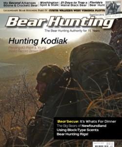 Bear Hunting Magazine - September/October 2015