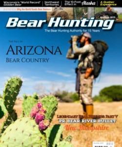 Bear Hunting Magazine - November/December 2015