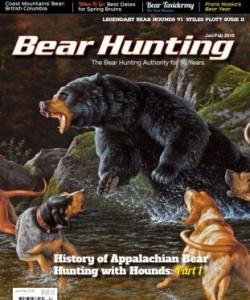 Bear Hunting Magazine - January/February 2016