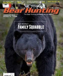 Bear Hunting Magazine - March/April 2016