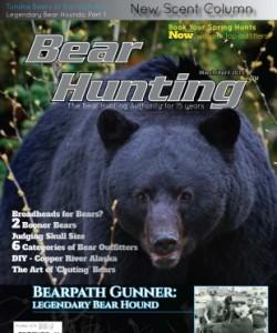Bear Hunting Magazine - March-April 2015