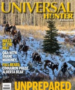 Universal Hunter Magazine